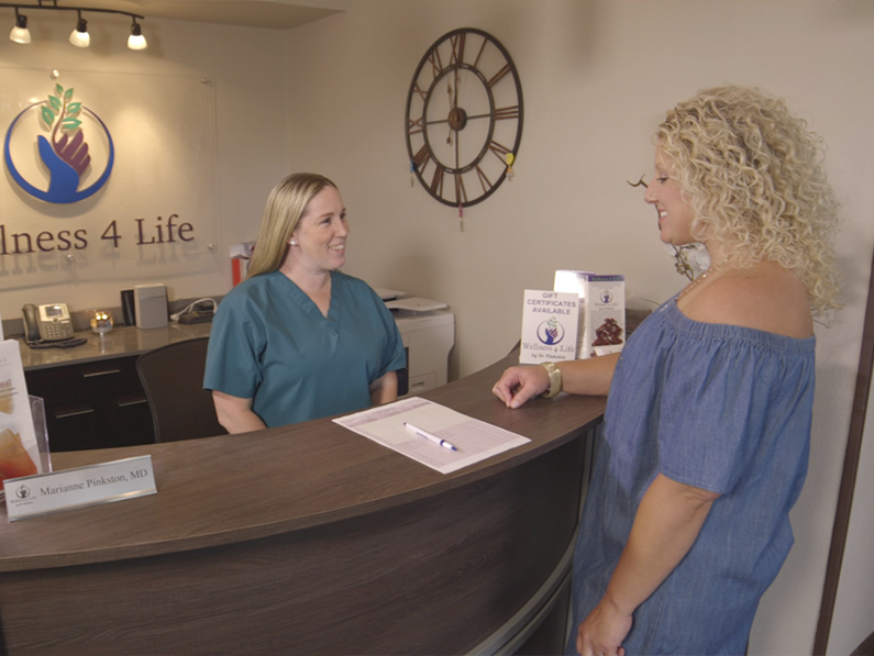 Wellness 4 Life provides services to assist with Medical Weight Loss and Aesthetics using a variety of professional and proven treatment methods. Providing Service to the San Antonio, TX community and area.